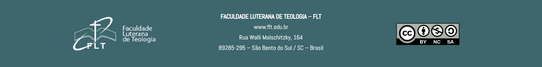 Galeria Teológica - Rodapé